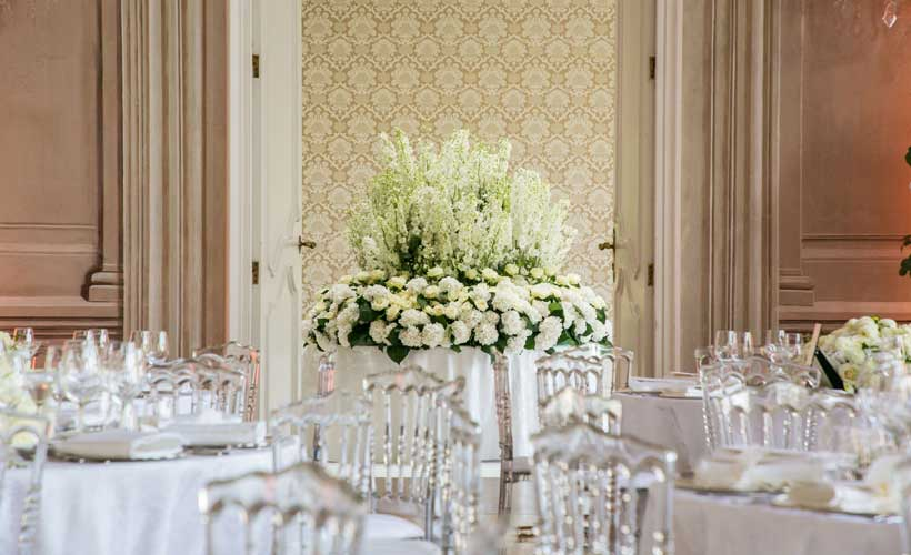 Luxury Event Design and Wedding Planner