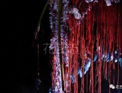 Flower Art installation for luxury event in Taiwan Art Gallery