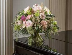 Luxury Flower Bouquet for an event Event in London, made by our floral designer