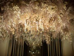Luxury wedding planner London garden wedding