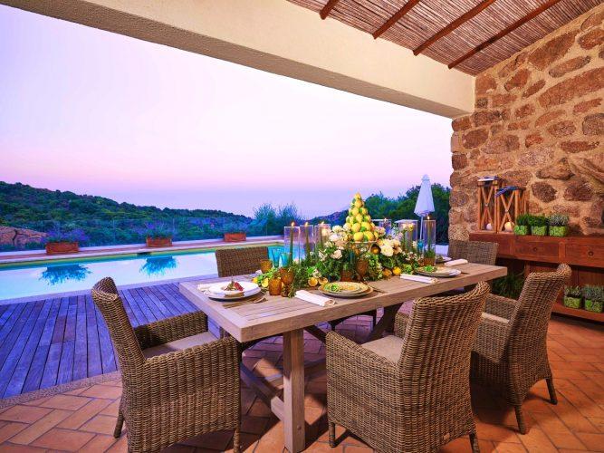 Villa, Pool, Costa Smeralda, Porto Cervo, Sardinia, Wedding Planner, Destination Wedding, Solo Blu, Yacht, Costa Smeralda, Timo Bolte Luxury Event Design, Beach, Sardinia