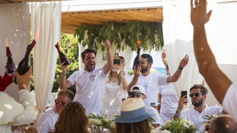 Xl Events at Nikki Beach Costa Smeralda
