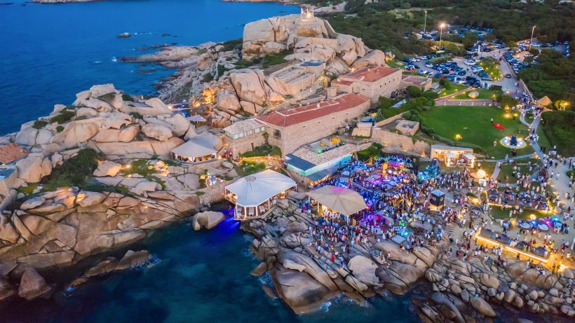 Xl Events at Phi Beach, Porto Cervo